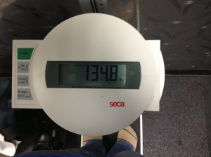 Day 1: the scale