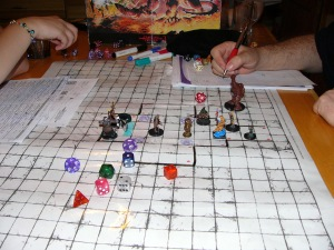 Forget Battleship, Tic-tac-toe and bowling, I want to make an RPG!
