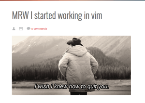 It's funny because it's true! *sob*  http://www.gifbits.com/2014/11/mrw-i-started-working-in-vim.html?spref=tw